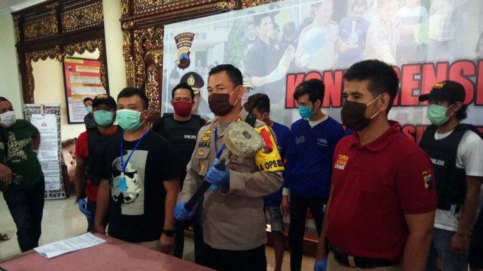 Sempat Buron 7 Bulan, Polisi Tangkap Pelaku Pembunuhan Tukang Becak di Semarang, Begini Ceritanya
