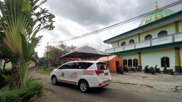 Banyak Santri Mengeluh Batuk Pilek, Dinkes Banyumas Fokus Tangani Ponpes di Kelurahan Purwanegara