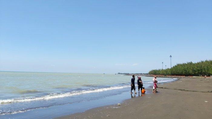 Alhamdulillah, Mayoritas Wisata Pantai di Kota Tegal Mulai Dipadati Wisatawan