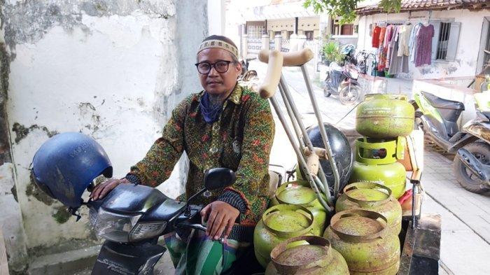 Begini Cerita Ustadz Arif, Penyandang Tunadaksa di Tegal, Sempat Drop Seusai Alami Kecelakaan