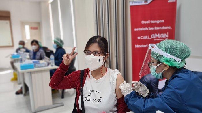 Dukung Program Vaksinasi Nasional, Astra Group Yogyakarta Vaksinasi 1.100 Karyawan