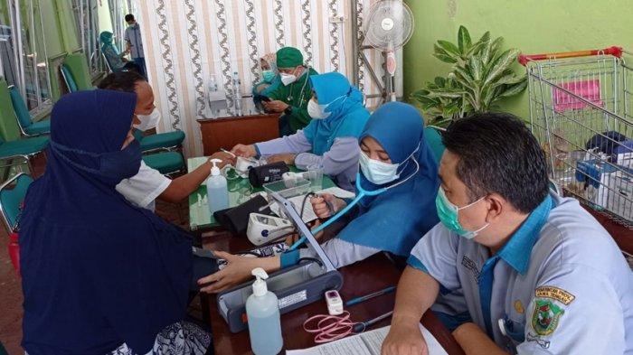 Guru dan Tenaga Pendidikan Mulai Disuntik Vaksin, Jelang Penerapan PTM di Banjarnegara