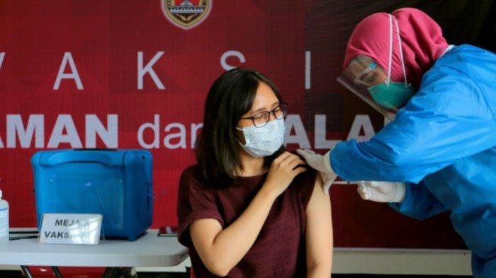 Vaksinasi Covid-19 di Semarang Capai 100 Ribu Orang, Tetap Digelar saat Ramadan