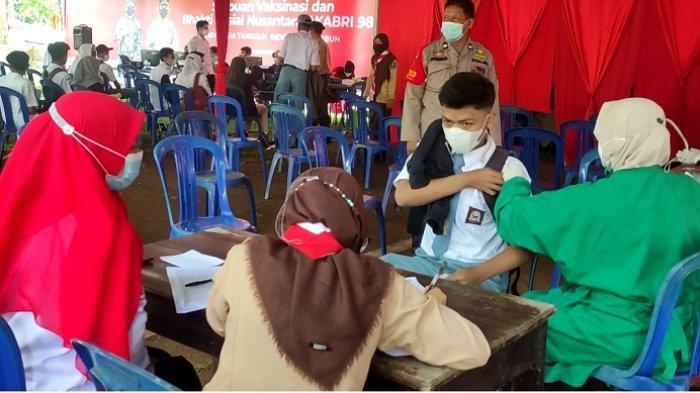 Cegah Klaster Sekolah, RSUD Margono Soekarjo Purwokerto Banyumas Siapkan 10 Ribu Vaksin bagi Pelajar
