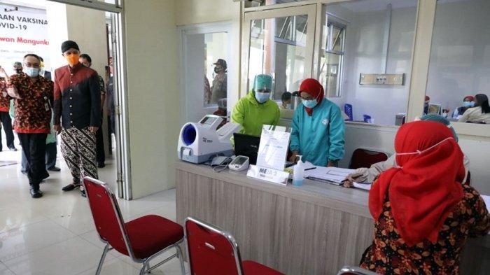 10.740 Lansia Sudah Disuntik Vaksin, Jadi Target Prioritas Sasaran Dinkes Kabupaten Semarang