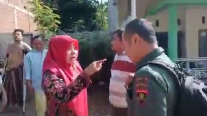 Video Seorang Wanita Emosi Menunjuk Petugas Berseragam Polhut Viral di Batang, Ini Duduk Perkaranya