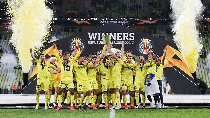Kalah Tragis! Manchester United Gagal Boyong Piala Liga Europa lewat Adu Pinalti Lawan Villarreal
