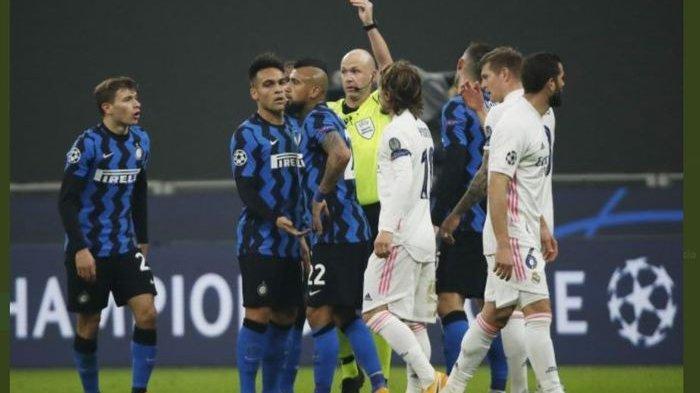 Tak Cuma Antonio Conte, Arturo Vidal Juga Ketiban Sial, Pasca Inter Milan Dipermalukan Real Madrid