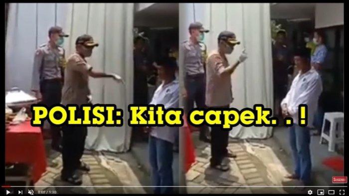 Fadjroel Rachman Tanggapi Video Polisi Marahi Oknum Guru Arisan Saat Murid Diliburkan