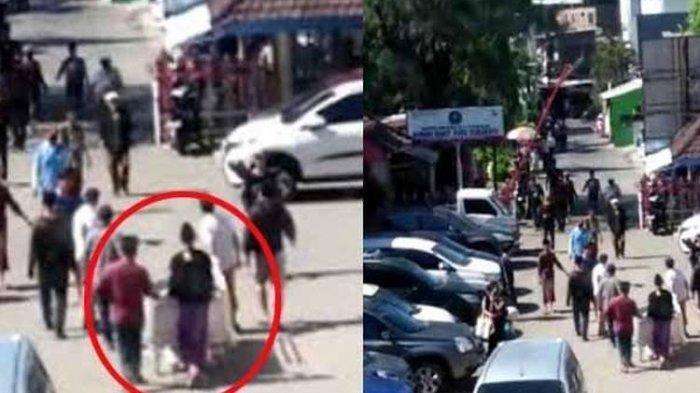 Viral Keluarga Jenazah Pasien Covid-19 di Surabaya Bawa Pulang Paksa Jasad dan Kasur Rumah Sakit