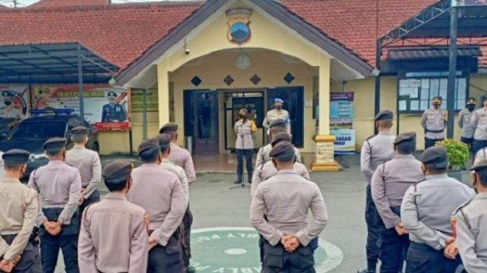 Operasi Ketupat Candi Rampung, Polres Purbalingga Geser Pengamanan di Terminal dan Objek Wisata
