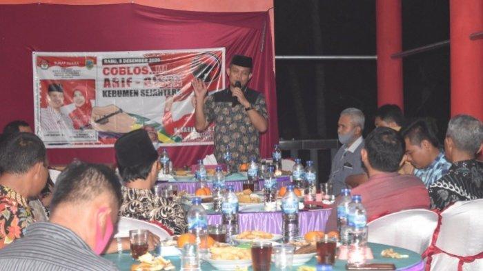 Setelah Dilantik Jadi Bupati Kebumen, Arif Sugiyanto Langsung Hapus Bapenda dan Disperkim LH