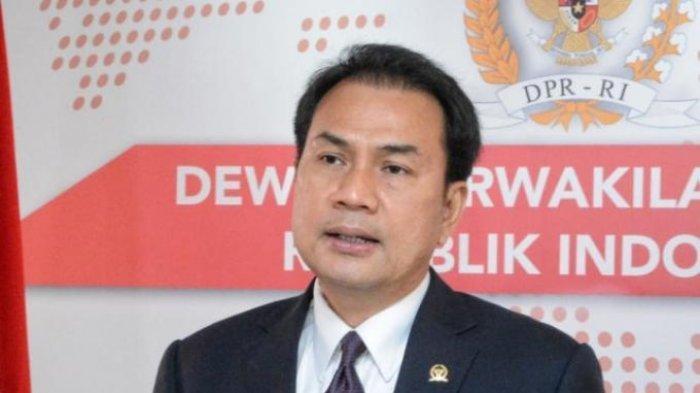Ruang Kerja Wakil Ketua DPR Azis Syamsuddin Digeledah, Terseret Kasus Dugaan Suap Penyidik KPK