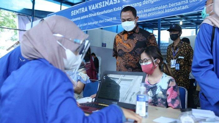 Layanan Vaksinasi Dihentikan Sementara di Tujuh Puskesmas, Pemkot Semarang: Stok Lagi Menipis
