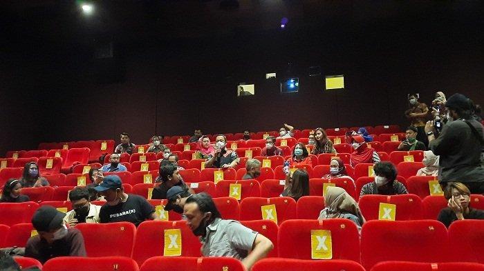 Bioskop di Kota Semarang Masih Tutup meski Izin Operasional Sudah Ada, Ini yang Menjadi Kendala