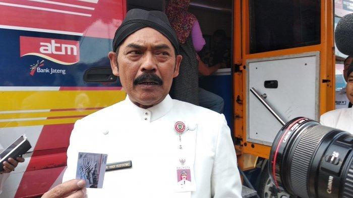 Tak Lagi Jadi Wali Kota Solo, Rudy Minta Maaf dan Sampaikan Rencananya di Dunia Politik