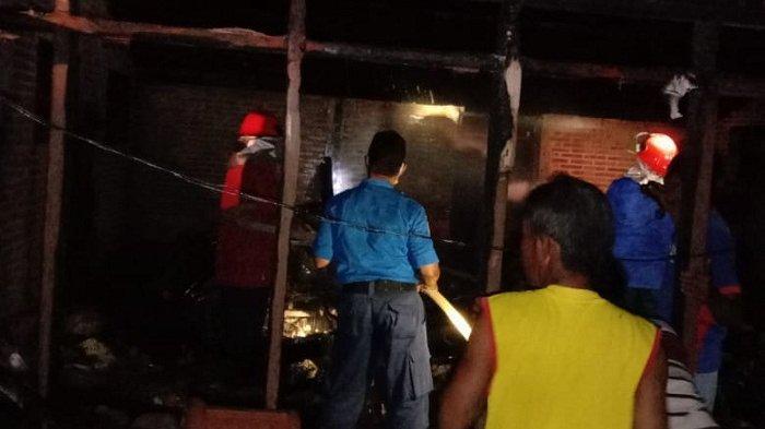 Rumah di Kebasen Banyumas Ludes Dilalap Api, Diketahui setelah Tetangga Cium Bau Benda Terbakar