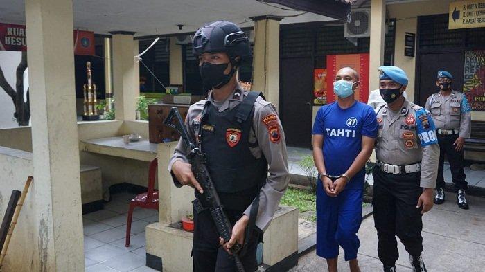 Warga Cibangkong Banyumas Ditangkap Anggota Polres Purbalingga saat di Kos, Ditemukan Sabu 0,5 Gram