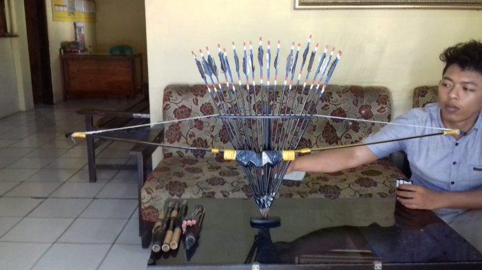 Gagal Lolos CPNS Warga Yalimo Papua Bidik Dua Brimob dengan Panah