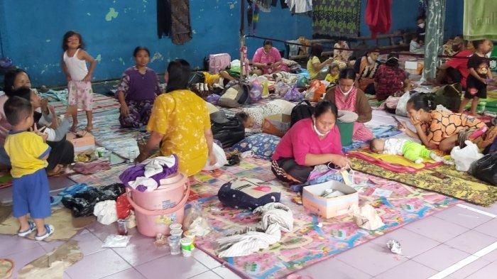 Banjir Luapan Kali Ijo Rendam 4 Desa di Kota Pekalongan, Wastiah Gagal Selamatkan Surat Berharga
