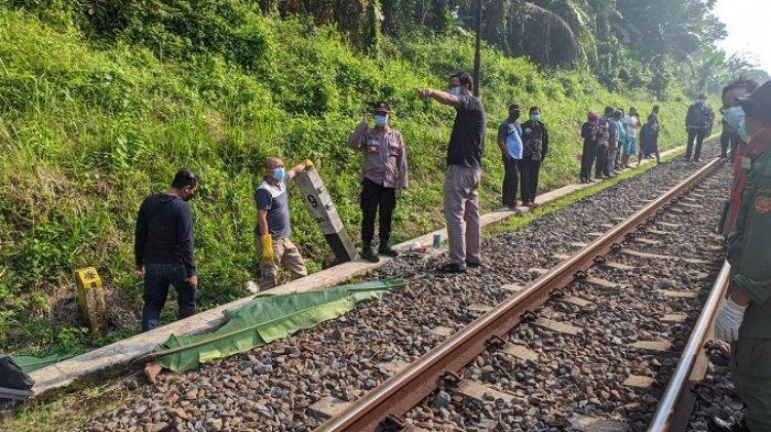 Warga Kranji Banyumas Tewas Tertabrak KA Serayu, Tak Gubris Klakson Panjang Kereta