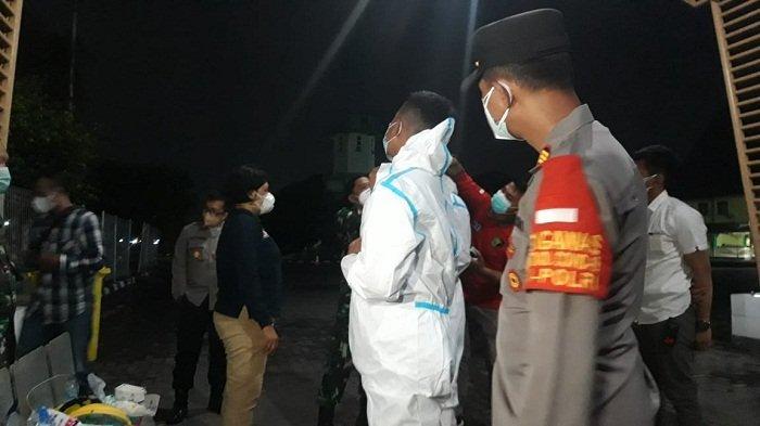 69 Warga Kudus Mulai Jalani Isolasi di Asrama Haji Donohudan Boyolali, Jalani PCR setelah 7 Hari