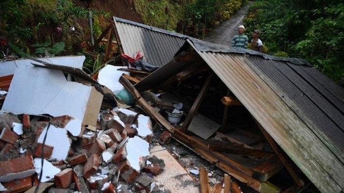 UPDATE Gempa Malang: 8 Orang Meninggal, 1.189 Rumah Rusak