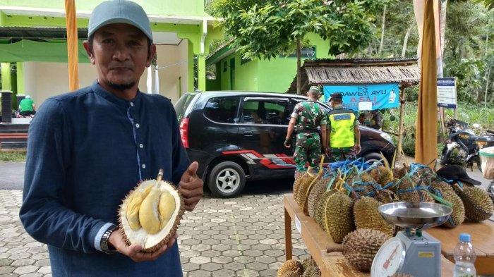 Simimang, Durian Asal Sigaluh Banjarnegara yang Isinya Bikin Tercengang, Pantas Juara Nasional