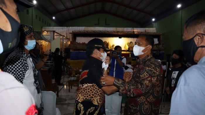 Cerita Budhi Sarwono Cek Wayangan di Gembongan Banjarnegara: Cuma Wayangnya yang Tidak Maskeran