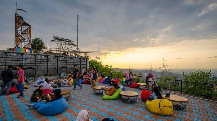 Objek Wisata Baru di Yogyakarta, Heha Sky View Manjakan para Pencari Senja Ini Foto-fotonya