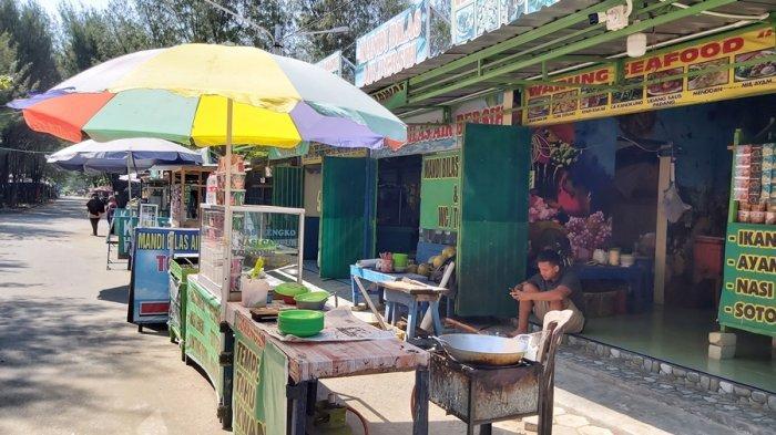 Wisata Batal Buka di Tegal, Pedagang Kecewa Pasrah, Hadi Santoso: Terlanjur Sudah Utang Modal