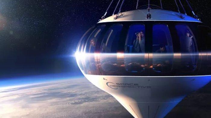 Terbang Enam Jam, Space Perspective Tawarkan Sensasi Wisata Luar Angkasa Gunakan Balon Udara