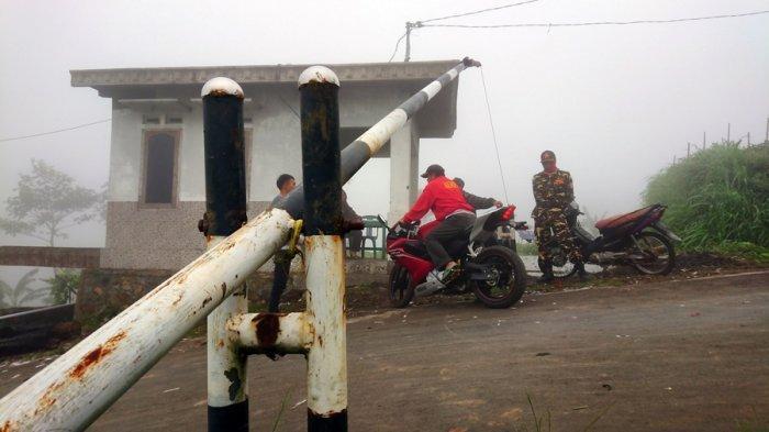 Akses Menuju Puncak Gunung Telomoyo Semarang Mulai Dibuka Besok Senin