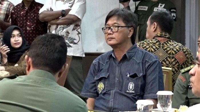 BERITA DUKA: Anggota DPRD Kota Semarang, Wisnu Pudjonggo Meninggal Dunia