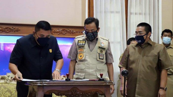 Cilacap Berpredikat WTP LKPD TA 2019, Bupati: Ini Semua Hasil Kerja Keras OPD