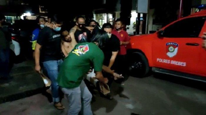 Peneror Putri Bupati Brebes Ditangkap, Ditembak karena Ancam Polisi Pakai Pisau