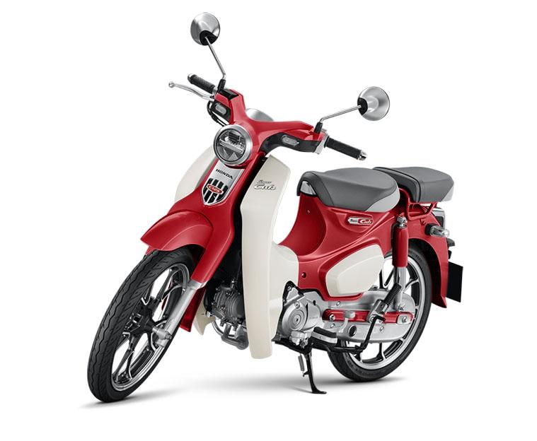 PT Astra Honda Motor (AHM) memperkaya tampilan dan performa Honda Super Cub C125