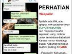 whatsapp-bupati-kebumen-dibajak.jpg