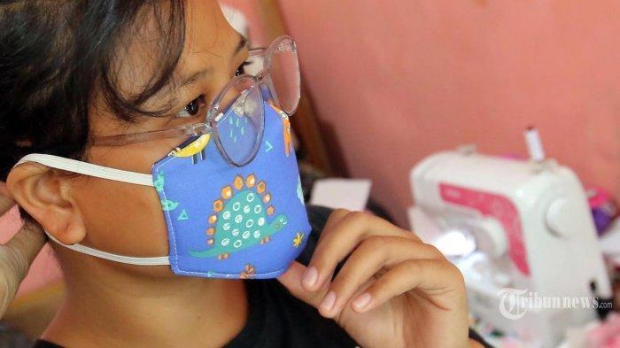 Cara Memilih Masker Nonmedis Buat Cegah Penyebaran Covid-19, Masker Kain Direkomendasikan Pemerintah