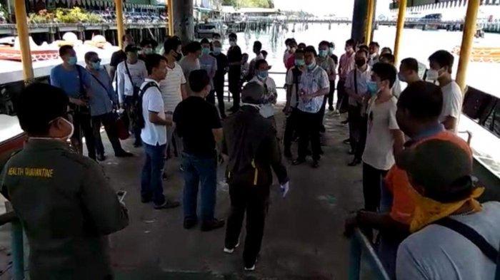 Terjawab 325 TKA China Bisa Masuk Bintan di Masa Pandemi COVID, Sudah Punya Izin, Mahasiswa Protes