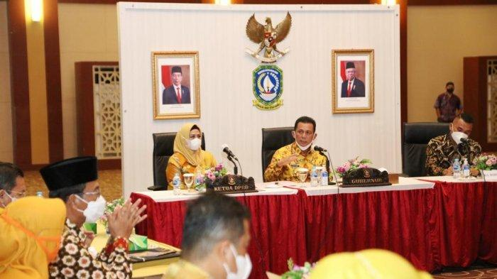 Siap Wujudkan Visinya, Gubernur Kepri Ansar Ahmad Gelar Konsultasi Publik Ranwal RPJMD