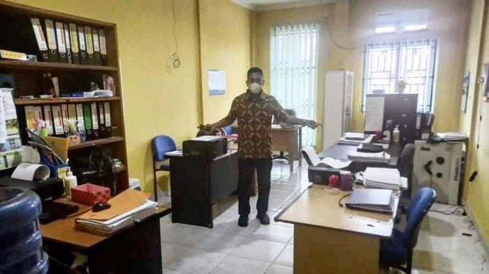 Duh, Wakil Bupati Lingga Temukan Banyak Kursi Kosong di Kantor, Pegawainya Kemana?