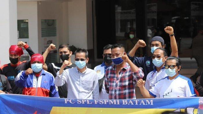May Day 2021 - Wali Kota Batam Berharap Buruh Makin Sejahtera