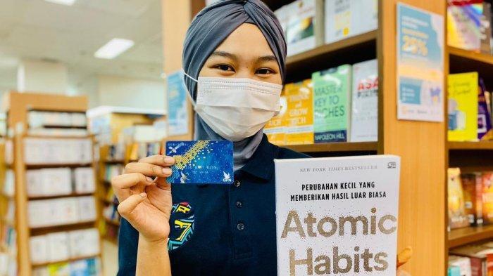 Promo Gramedia Batam, Beri Diskon 25 Persen untuk Buku Terbitan Gramedia Spesial Hardiknas