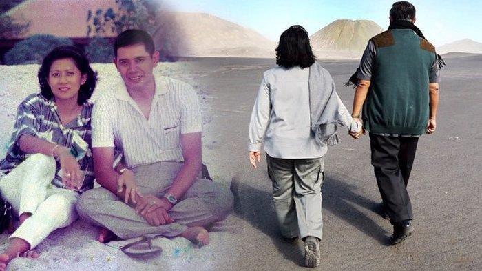Berikut Foto Kemesraan Ani Yudhoyono dan SBY dari Masa ke Masa, Bersama hingga Maut Memisahkan