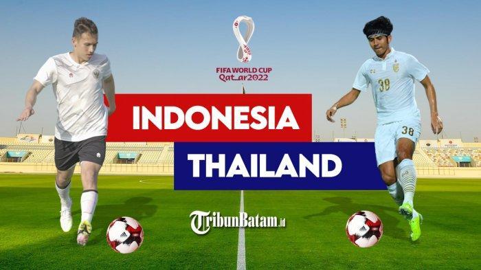 Jelang Timnas Indonesia vs Thailand, Shin Tae-yong Punya Modal Bagus
