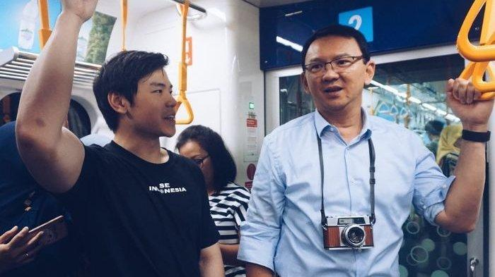 Nicholas Sean Ungkap Kejadian Mengejutkan di Rumah Warisan Ahok, Anak Sulung Veronica Tan Takut Ini
