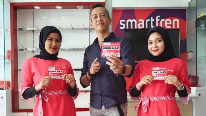 Smartfren Keluarkan GOKIL MAX Terbaru, Harga Paling Gokil dan Kuota Data Terbesar