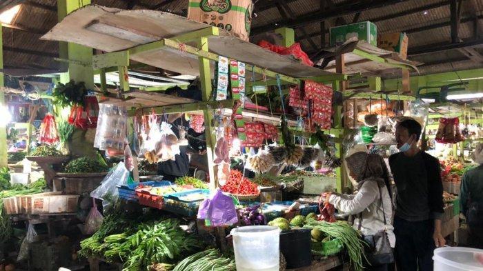 Harga Cabai di Pasar Tradisional Ranai Natuna Turun Drastis, Berikut Daftar Harganya