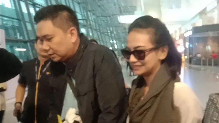 Vanessa Angel Tiba di Jakarta, Inilah Penampilannya Setelah Bebas